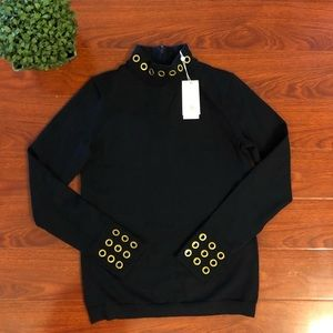Sweaters - Tory Burch Turtle Neck